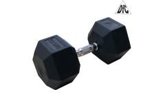 Гантели DFC гексагональные обрезиненные 32.5 кг. (пара) DB001-32.5
